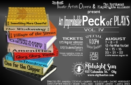 Olympia's One-Act Showcase isBACK!