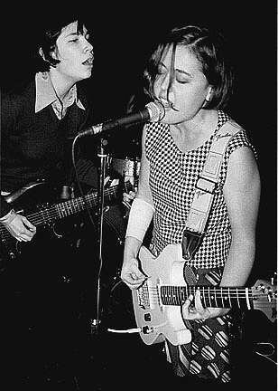 Sleater-Kinney at the Sun in 1996
